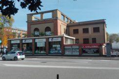 Edificio zona Porta Vescovo Verona